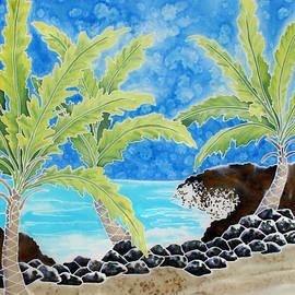 Nancy Goldman - Tropical Silk