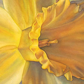 Trumpet of Spring by Sandy Haight