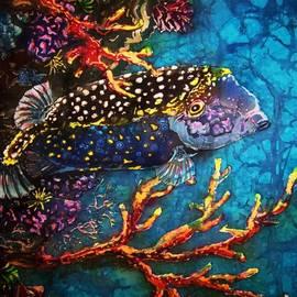 Sue Duda - Trunkfish - Male