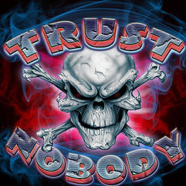 Trust Nobody by Max Malyhin