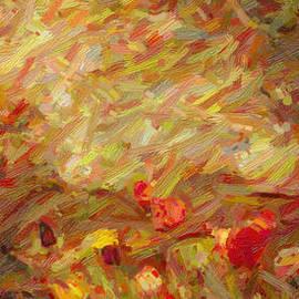 Kenny Francis - Tulip Garden Abstract
