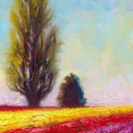 Talya Johnson - Tulip Sentinels