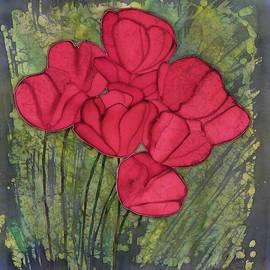 Carolyn Doe - Tulips in Spring