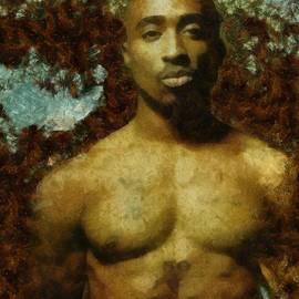 Tupac Shakur - Tribute by Derek Gedney