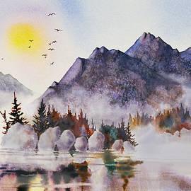 Turnagain Vista III by Teresa Ascone