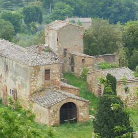 Marilyn Dunlap - Tuscan Farmhouse