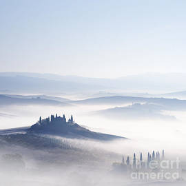 Tuscan Mist by Justin Foulkes