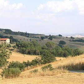 Tuscany by Olaf Christian