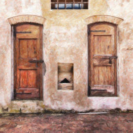 Tuscan Doors Itl4062 by Dean Wittle