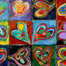 Twelve Dancing Hearts by Kelly Athena