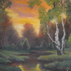 Sorin Apostolescu - Twilight Fall