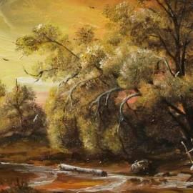Twilight by Sorin Apostolescu