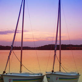 Two Boats by Rima Biswas