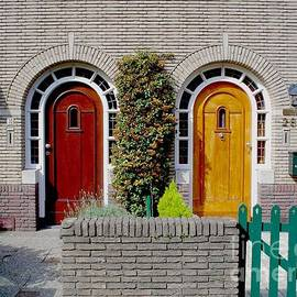 Two doors by Marco Carr