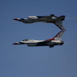 Raymond Salani III - Two Thunderbirds