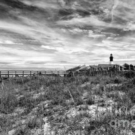 Tybee Island Light Station by Bernd Laeschke