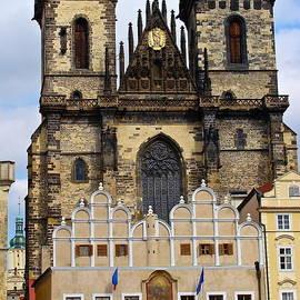 Ira Shander - Our Lady Of Tyn Church Prague