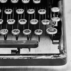 Typewriter Triptych Part 3 by Edward Fielding