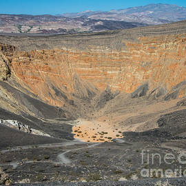 Ubehebe Crater by Stephen Whalen