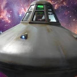 Gregory Smith - UFO Fender Bender