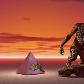 Ultimatum - Surrealism by Sipo Liimatainen