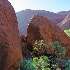 Ross Carroll - Uluru Tumble