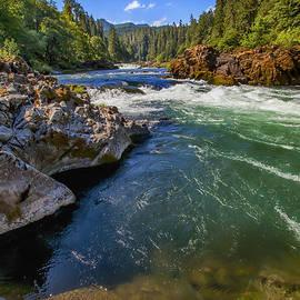 David Millenheft - Umpqua River