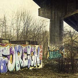 Scott Norris - Under the Locust Street Bridge