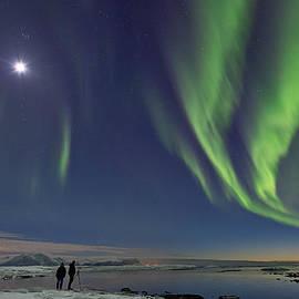 Frank Olsen - Under the moon