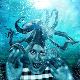 Underwater Nightmare by Marian Voicu