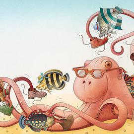 Underwater Story 05 by Kestutis Kasparavicius