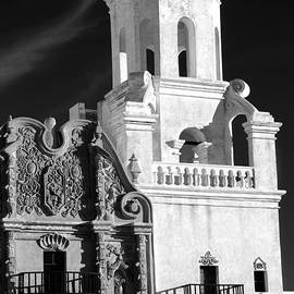 Unfinished Bell Tower - Shades Of Grey