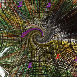 Universe Grid by Augusta Stylianou