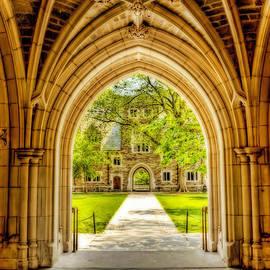Geraldine Scull - University of Princeton Building