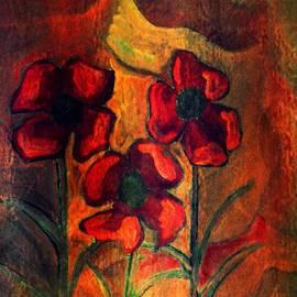 Dimitra Papageorgiou - Unknown Flowers