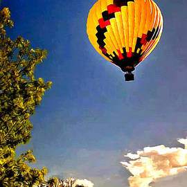 Up Up and Away My Beautiful Balloon by Bob and Nadine Johnston