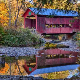 Jeff Folger - Upper Cox Brook Covered Bridge