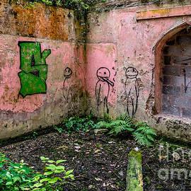 Urban Exploration by Adrian Evans