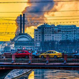 Alexander Senin - Urbanistic Sunset