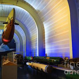 U.S.Submarine Museum by Joe Geraci