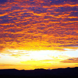 Utah Sunrise Ii  by Douglas Taylor