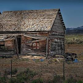 Vacant Homestead by Dyle   Warren