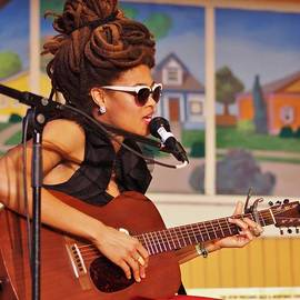 Valerie June by William Morgan