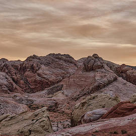 Valley Of Fire by Erika Fawcett
