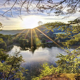 Valley Sunrise by Bill Wakeley