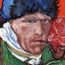 Van Gogh by Tom Roderick