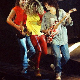 Van Halen-OU812-Best Of Both Worlds by Gary Gingrich Galleries