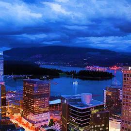 Jordan Blackstone - Vancouver At Night