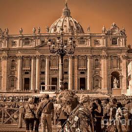 Karen Lewis - Vatican in Sepia
