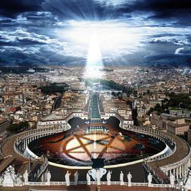 Marian Voicu - Vatican Rocking View